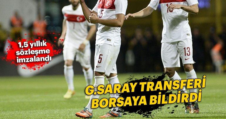 Son dakika: Emre Taşdemir resmen Galatasaray'da