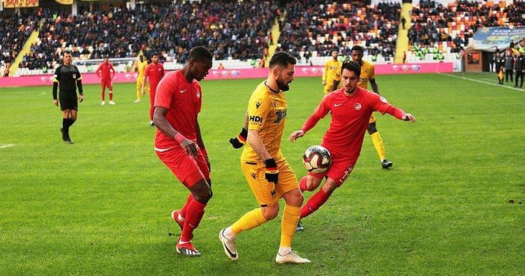 Yeni Malatyaspor 3-1 Keçiörengücü (Maç Sonucu)