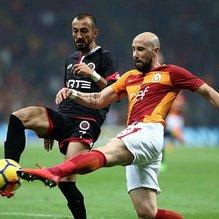 Galatasaray'da malum son