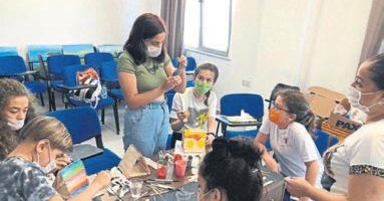 Özay Günsel'de güz dönemi eğitimleri sürüyor