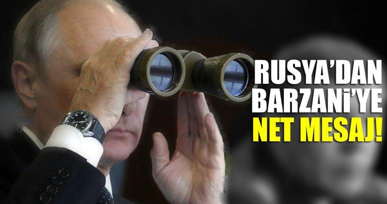 Rusya'dan çok net Kuzey Irak mesajı!