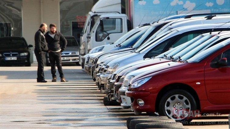 İkinci el otomobil satışında şubat lideri belli oldu! İşte en çok satan markalar