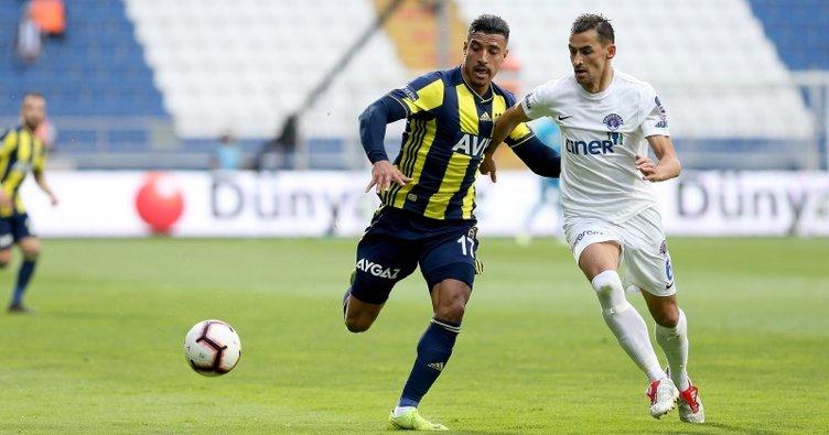 Fenerbahçe, Kasımpaşa'da hasret bitirdi
