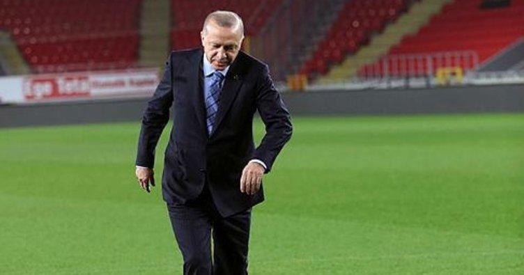 İzmir'in şanına yakışan bir stat