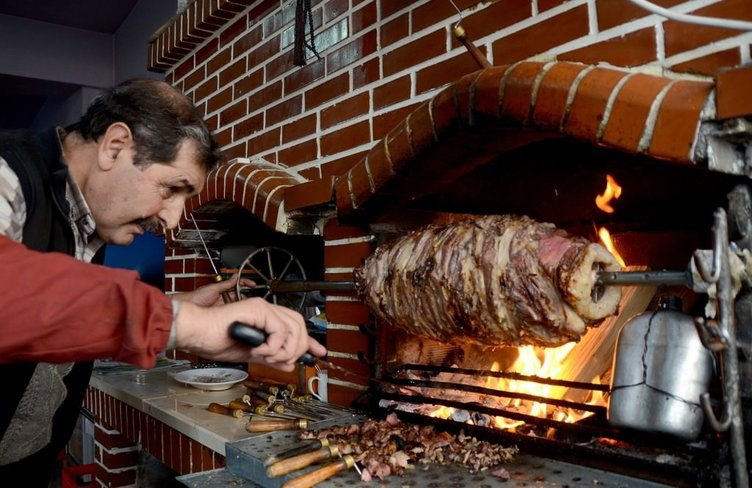 Cağ kebabı kış turizminin hizmetinde