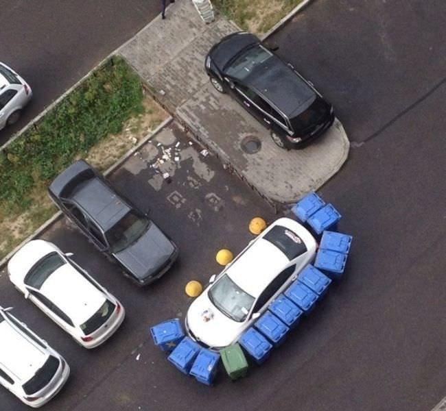 Hatalı parkın cezası