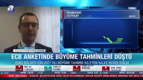 Arda Coşar: Euro Bölgesi büyüme açısından parlak bir dönemde değil