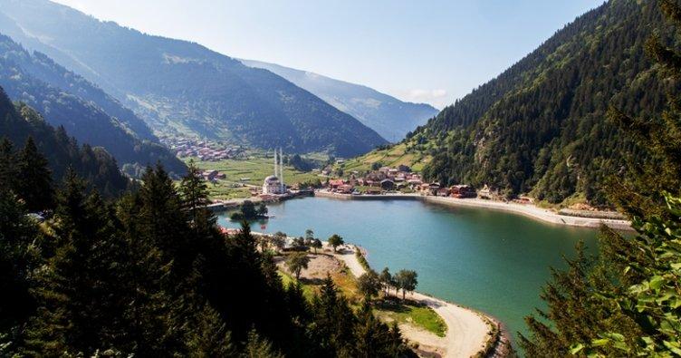 Karadeniz'in incisi Trabzon