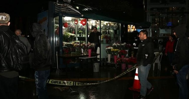 Şişli'de, silahlı saldırıda biri kadın iki kişi yaralandı