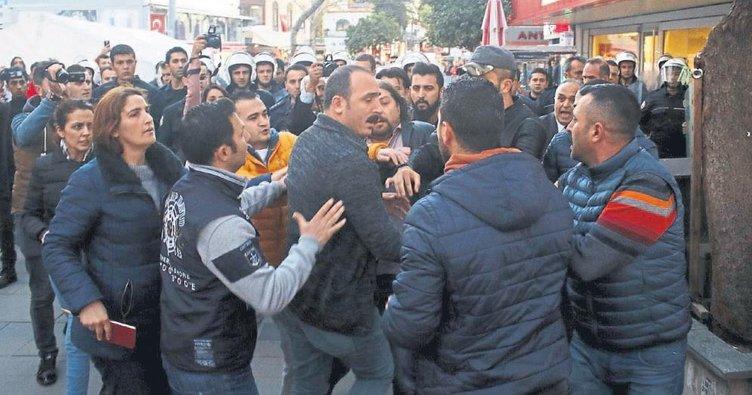 CHP harekata karşı