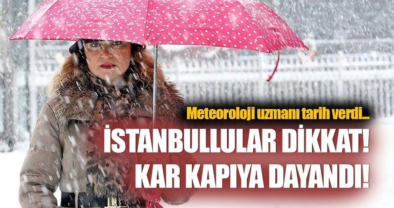 Son dakika hava durumu gelişmesi! Meteoroloji uzmanı Prof. Dr. Orhan Şen İstanbulluları uyardı...