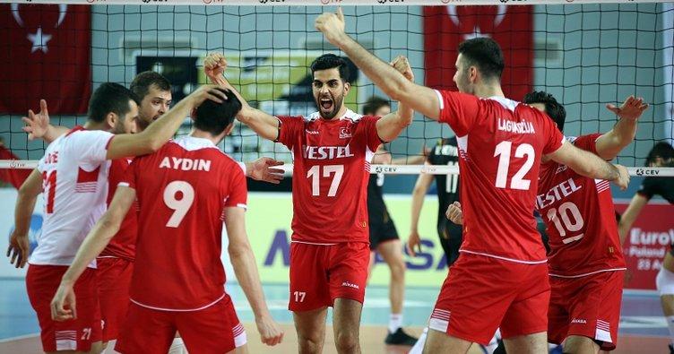 Türkiye, Dörtlü Final'i garantiledi
