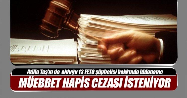 FETÖ'nün medya yapılanmasında 13 şüpheli hakkında iddianame hazırlandı