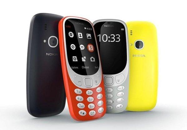 Nokia 3310'un 4G destekli modeli duyuruldu