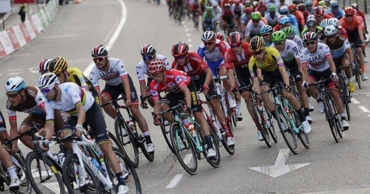 İspanya Bisiklet Turu'nun Portekiz etabı iptal edildi