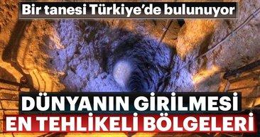 Dünyanın en tehlikeli bölgeleri... Birisi Türkiye'de bulunuyor