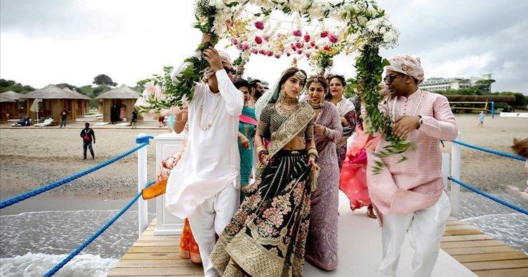 Hint düğünlerinde ciro hedefi 300 milyon dolar!