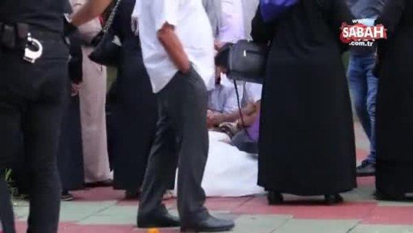 Nikahta arbede çıktı, gelin fenalaştı | Video