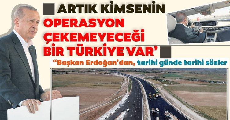 Artık kimsenin operasyon çekemeyeceği bir Türkiye var