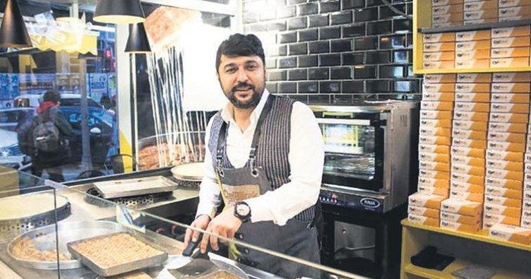 Chef Börek'ten yatırım atağı: 100 şubeye ulaşacak