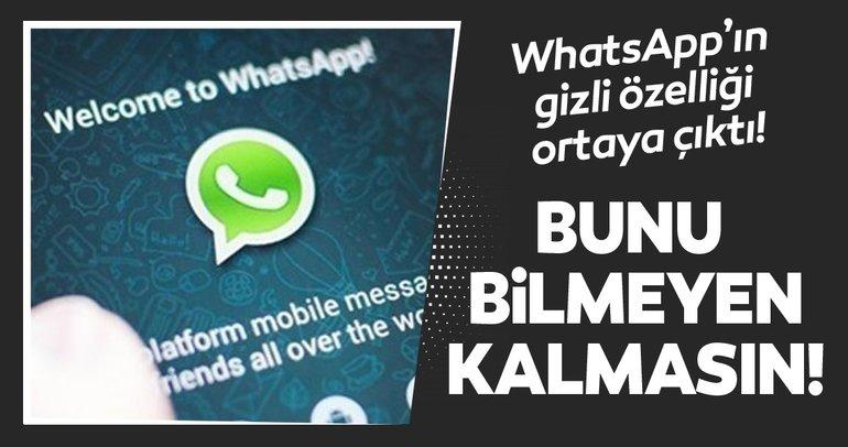 WhatsApp'ta bunu bilmeyen kalmasın! Herhangi bir WhatsApp grubuna dahil olmadan...
