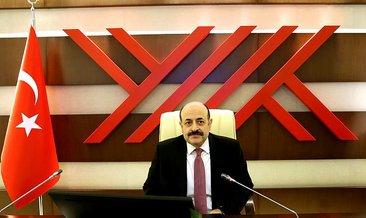 YÖK Başkanı M. A. Yekta Saraç'tan önemli açıklama