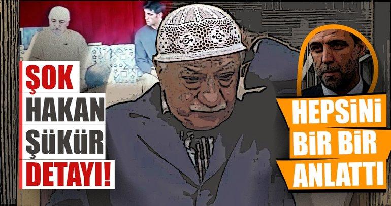 Hakan Şükür, Yavuz Sultan Selim'in kaftanını çalmaya kalkışmış