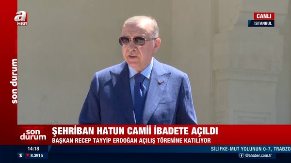 Başkan Erdoğan'dan NATO zirvesi mesajı