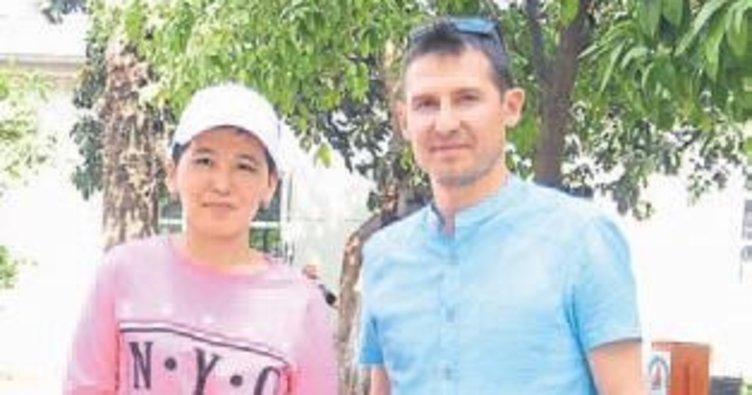Kırgız Malika taburcu oldu