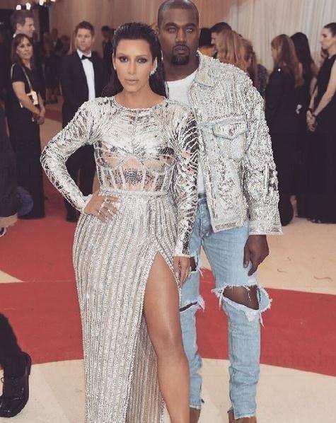 Kim Kardashian doğum sonrası eridi