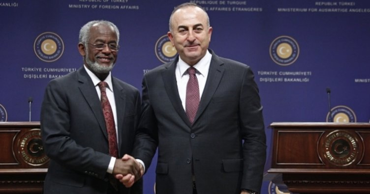 Son Dakika: Sudan Dışişleri Bakanı Ahmed, Türkiye'ye geliyor