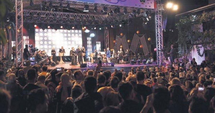 Beypazarı'nda dolu dolu festival