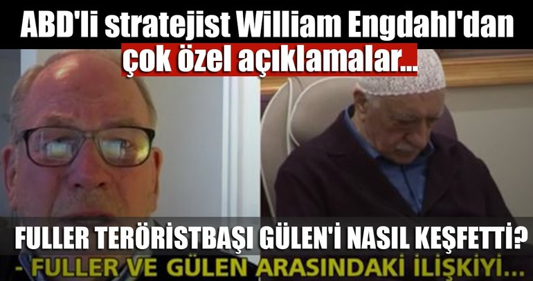 Fuller teröristbaşı Gülen'i nasıl keşfetti?