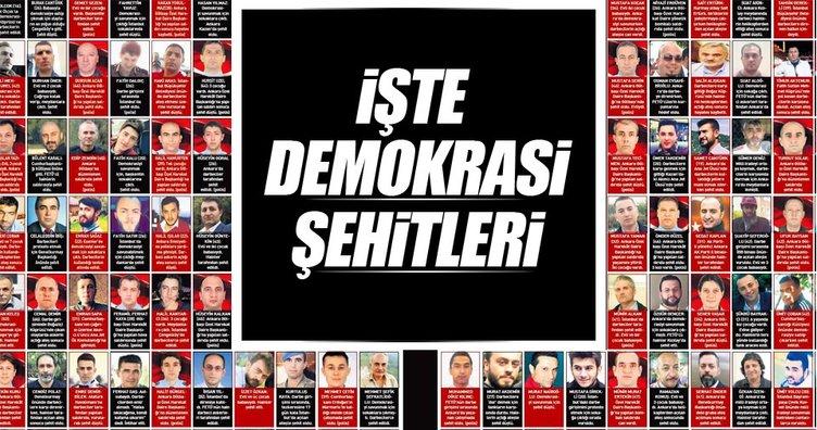 15 Temmuz demokrasi destanı-Sabah Özel