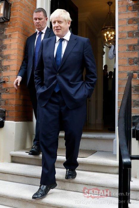 İngiltere'de Boris Johnson depremi! Daha koltuğa oturmadan...