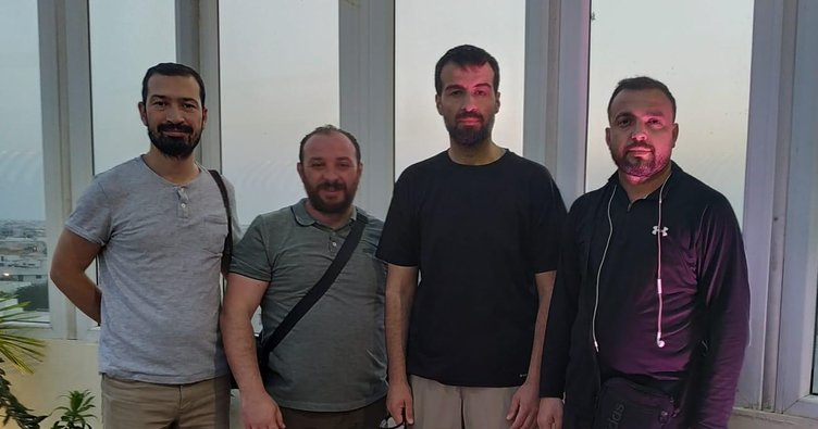 Pakistan'dakipatlamadan kıl payı kurtulan Türk yardım ekibi SABAH'a konuştu