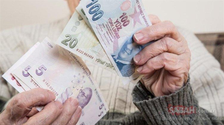 Emekliye 7.3 ocak zammı ve ek ödeme geliyor! İşte zamlı emekli maaşı tablosu!