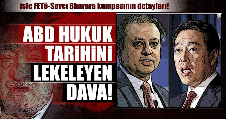 Türk Adaleti'nden pis kumpasa soruşturma