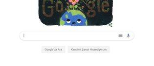 Google'dan Doodle sürprizi!