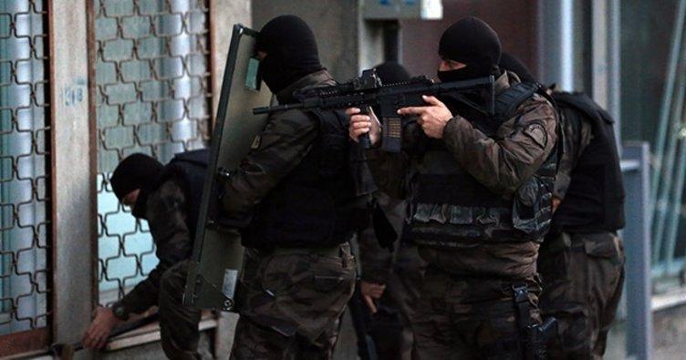 İstanbul'da uyuşturucu operasyonu: 12 gözaltı!