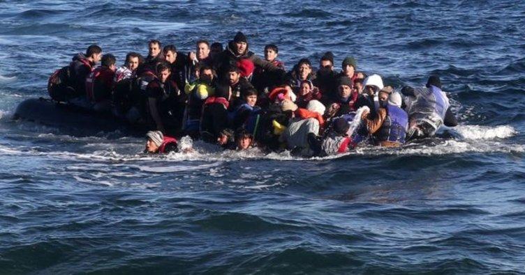 Seferihisar açıklarında 51 kaçak göçmen yakalandı