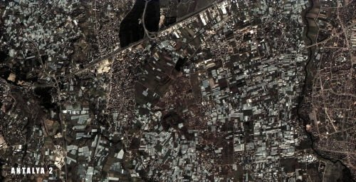 Göktürk-2'den ilk görüntüler alındı