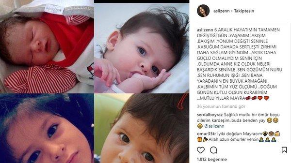 Ünlü isimlerin Instagram paylaşımları (06.12.2017)