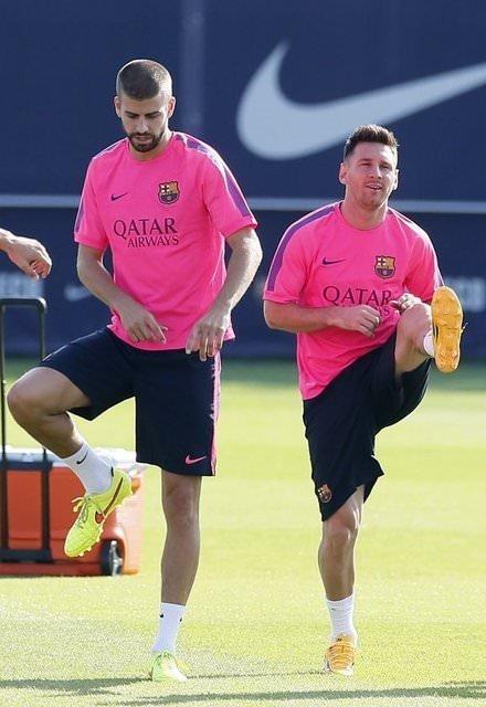 Messi'nin yeni imajı