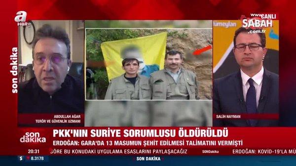 Terör ve Güvenlik Uzmanı Abdullah Ağar, etkisiz hale getirilen terörist Sofi Nurettin'le ilgili bilinmeyenleri anlattı   Video