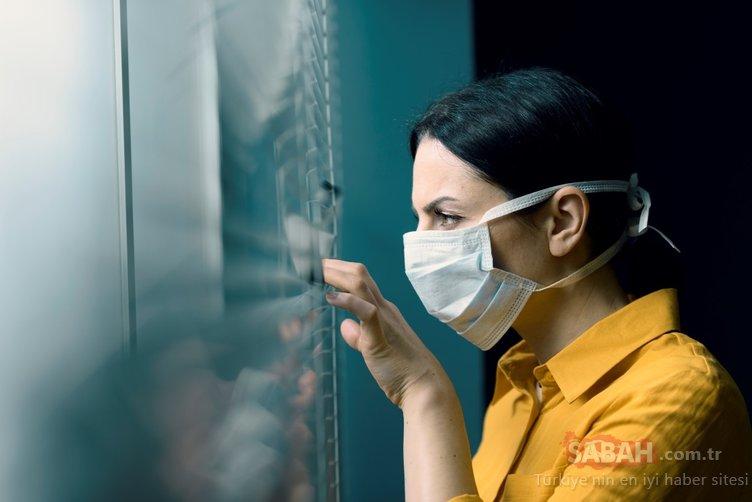 Bilim Kurulu Üyesi açıkladı! Virüs havada asılı kalıyor mu?