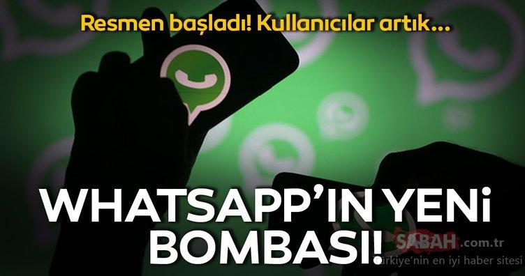 WhatsApp'ın yeni bombası! WhatsApp'ta Bitcoin dönemi resmen başladı