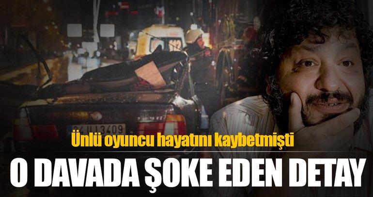 Erdal Tosun'un ölümüne neden olan kazanın raporu eksik çıktı!