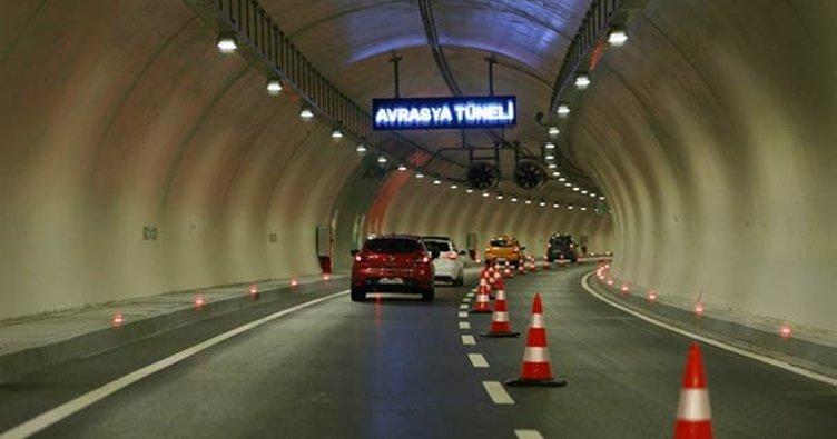 Avrasya Tüneli'ne uluslararası ödül