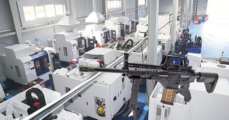'Cezaevinde' MPT-76'ya parça üretimi